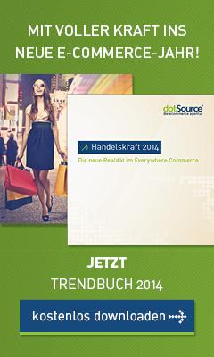 Handelskraft 2014 E-Commerce Trendbuch