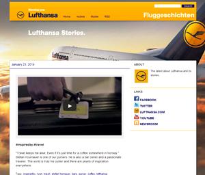 Lufthansa Blog