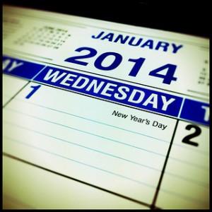 Händler schauen pessimistisch ins Jahr 2014