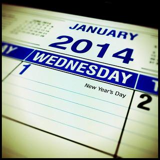 Alles auf Anfang – Unsere Lesetipps zum Start ins Jahr 2014