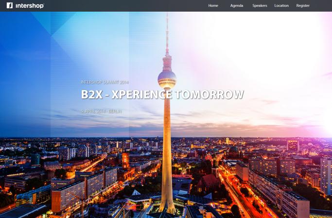 Neues Logo für Intershop und frischer Wind für E-Commerce Plattform-Entscheidungen?
