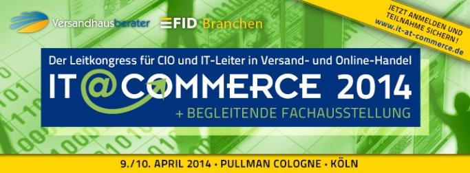 IT @ Commerce 2014