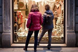 Shoppingverhalten von Frauen