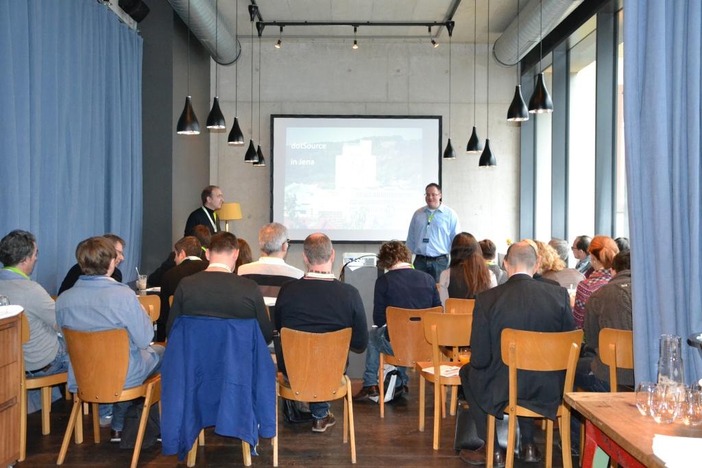 Gelungener Jahresauftakt für das Handelskraft E-Commerce Frühstück in Frankfurt