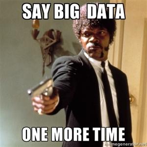 Big Data Meme