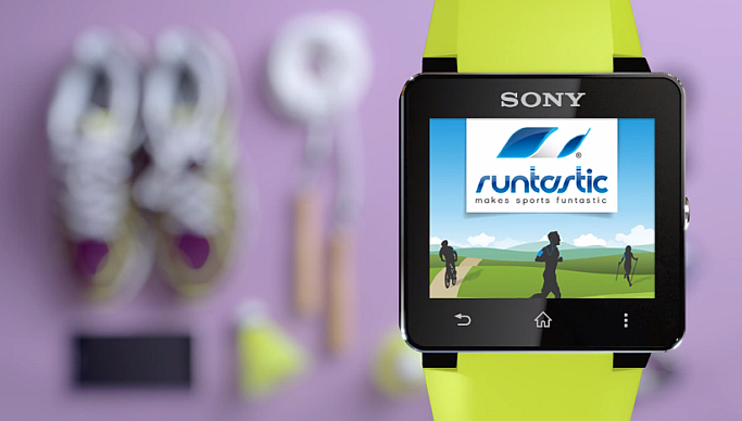 Runtastic Smartwatch
