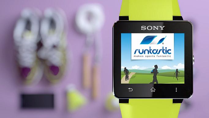 Runtastic Smartwatch