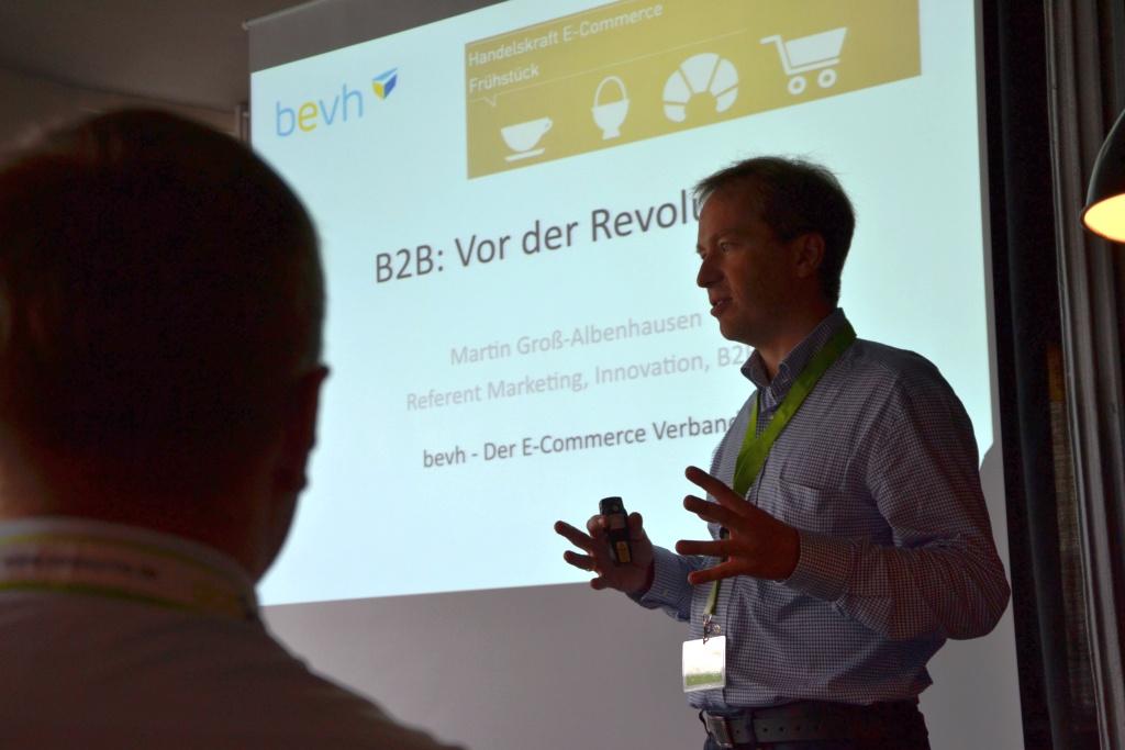 Das Handelskraft E-Commerce Frühstück kommt nach Zürich – jetzt anmelden