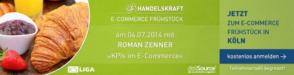 Handelskraft E-Commerce Frühstück