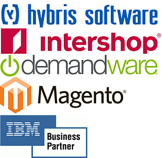 5 E-Commerce Enterprise Lösungen vorgestellt [Artikelserie]
