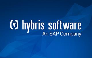 hybris Logo an SAPcompany