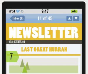 Mobilen Newsletter optimieren