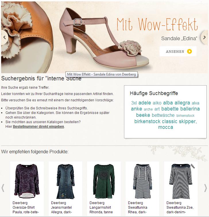 Interne Suche – Das unterschätzte Juwel im E-Commerce