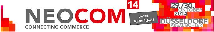 Jetzt anmelden zur NEOCOM 2014