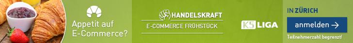 Handelskraft E-Commerce Frühstück Zürich