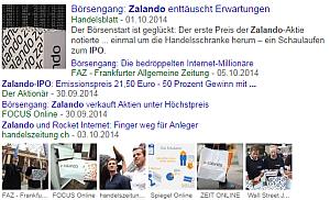 Thumbnails Google News
