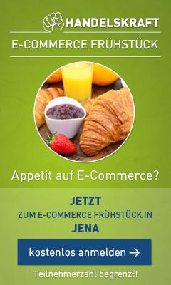 Handelskraft E-Commerce Frühstück Jena