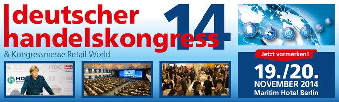 Handelskongress 2014