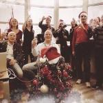 dotSource & Handelskraft wünschen frohe Weihnachten (und singen für euch)