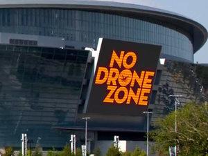 Netzfund: Drohnen sind hier nicht erwünscht!
