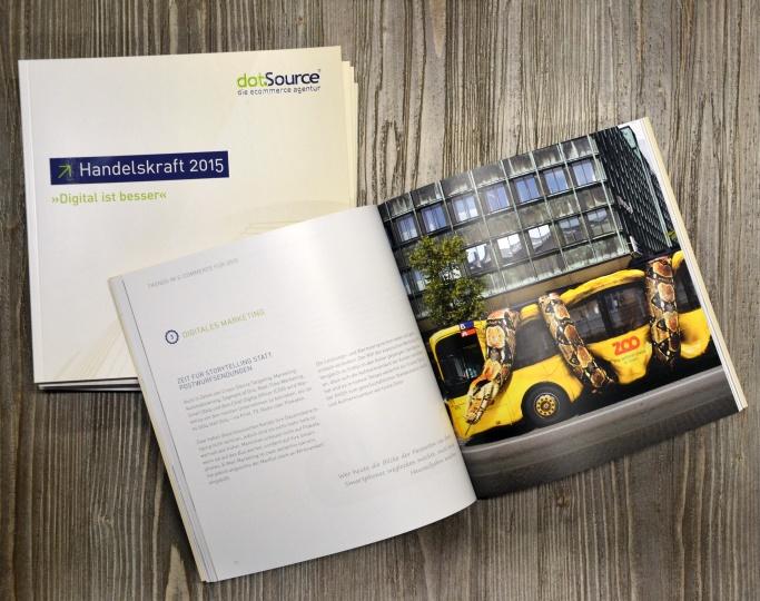 """Das neue Trendbuch """"Handelskraft 2015"""" steht zum Download bereit"""