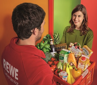 Rewe and the crux of the matter in grocery delivery