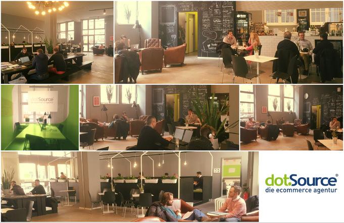 Unser neues Büro liegt zentral in Berlin!