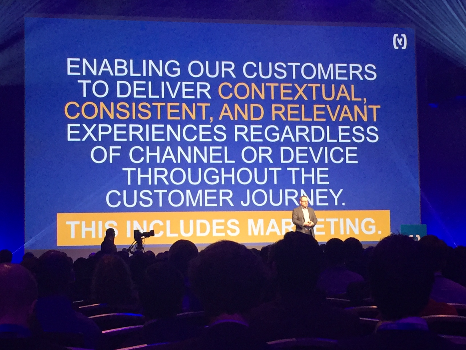 SAP Hybris Partnertag Mission, mit! Hybris Marketing
