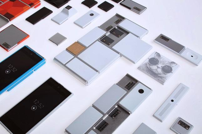 Das Smartphone der Zukunft?