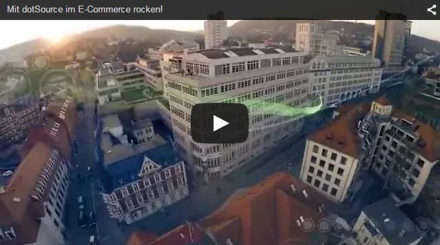 Neues Agenturvideo: Wir rocken E-Commerce im zehnten Jahr [Internes]
