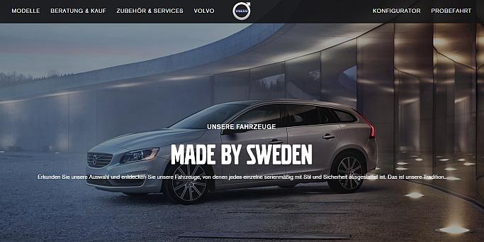 Volvo Shop