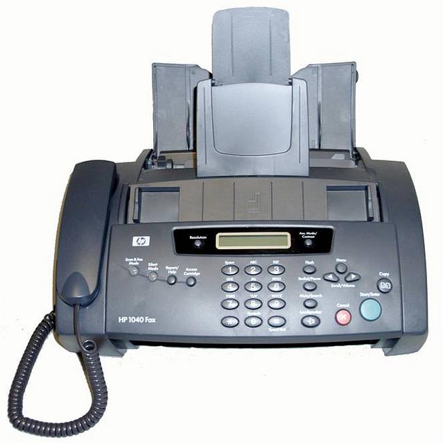 Netzfund: Wo wirst du sein, wenn das Fax-Marketing zurückkommt?