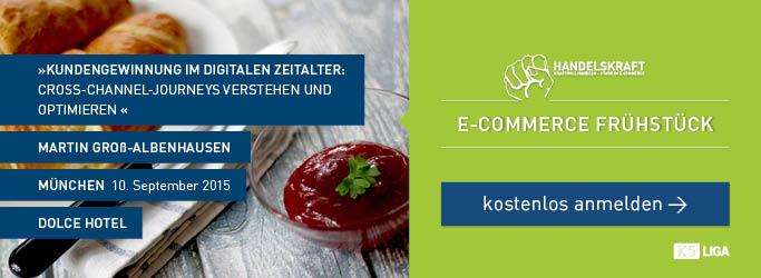 Handelskraft Frühstück München 2015