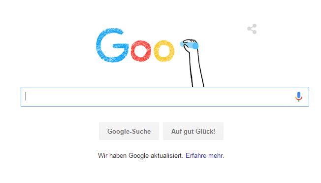 Neues Logo: Setzt sich Google auf Standby?