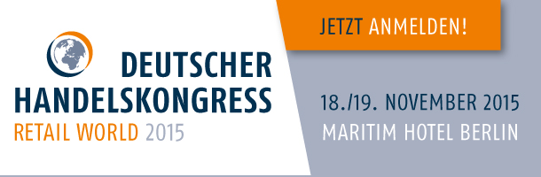 Deutscher Handelskongress und Retail World: Hier gibt's gratis Messe-Tickets