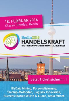 Handelskraft Konferenz 2016