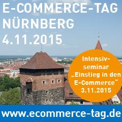 E-Commerce Tag Nürnberg