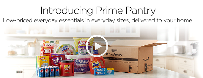 Dash, Pantry, Industrie-Shop: Amazon schaltet neue Services in Deutschland scharf [5 Lesetipps]