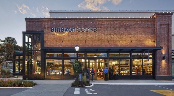 Der Online-Gigant wird stationär: Amazon Books ist da