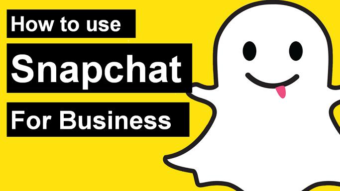 Foto:  Marketing mit Snapchat