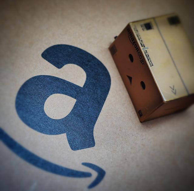 Amazons Paket