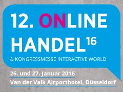 Online Handel 2016