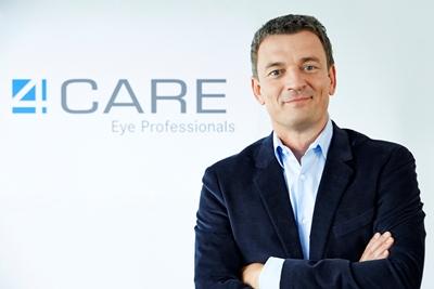 Geschäftsführer der 4Care GmbH – Bernd Behrens
