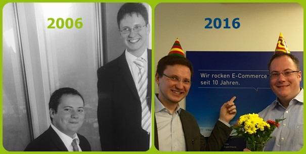 dotSource Gründer - Christian Otto Grötsch & Christian Malik
