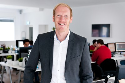 Johannes Altmann, CEO and founder of Shoplupe GmbH