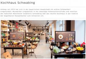 screenshot: www.kochhaus.de