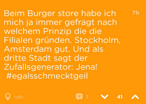 Marketing mit dem Studenten-Twitter Jodel – geht das?