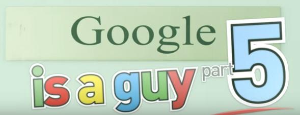 Netzfund: If Google was a guy!