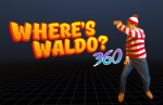 "Netzfund: 360° Video ""Where's Waldo?"""