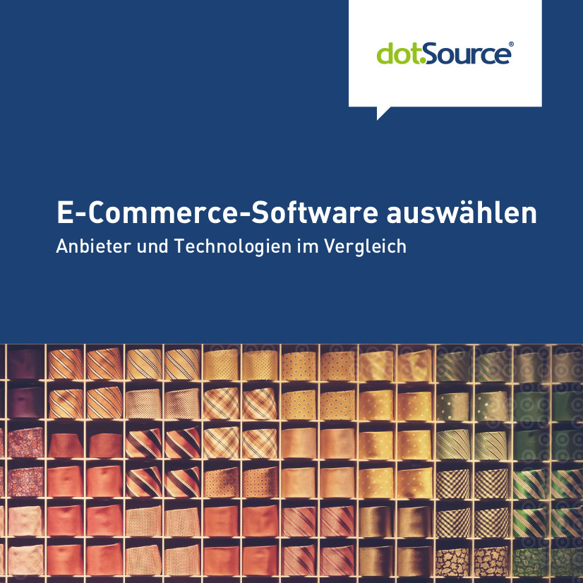 Shopsysteme im Vergleich – E-Commerce Software auswählen [Whitepaper-Update]